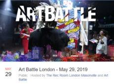 Art Battle 19