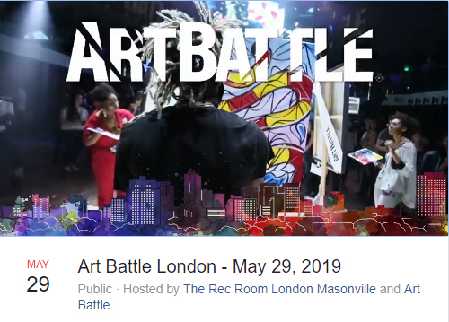 Art Battle 19